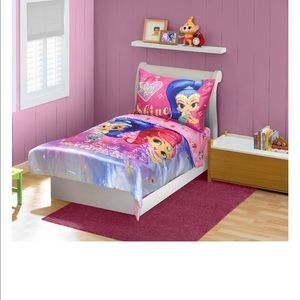 ✨Shimmer and Shine✨Toddler bedding set